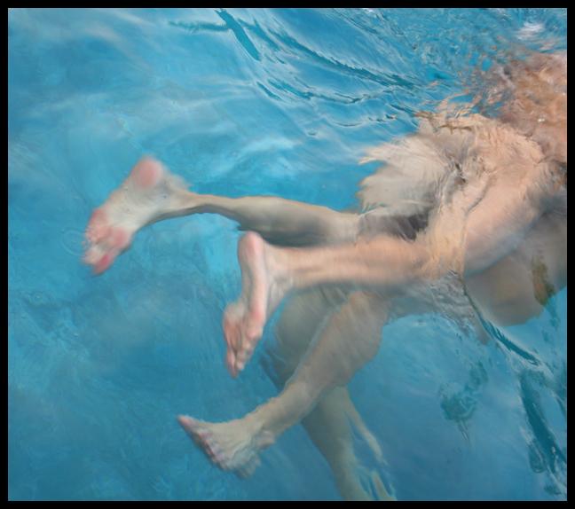 Dec 10, 2008 ALAN & PARKER / MEN IN BLUE WATER