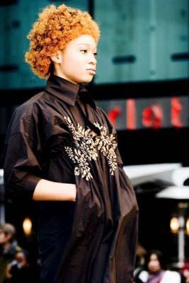 Female model photo shoot of BeeCee in London