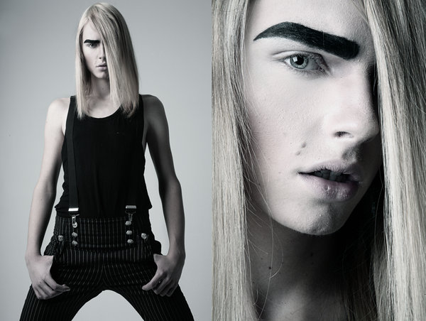 Female model photo shoot of Flesh So Nice in North Melbourne