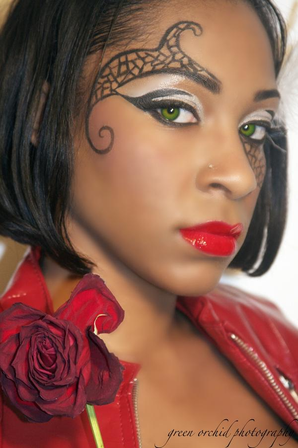 Female model photo shoot of KEEMA