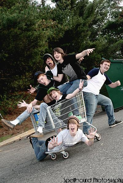 Marlton, NJ Dec 12, 2008 Spellbound Photography A promo of the band 3 Easy Steps To Make A Monster