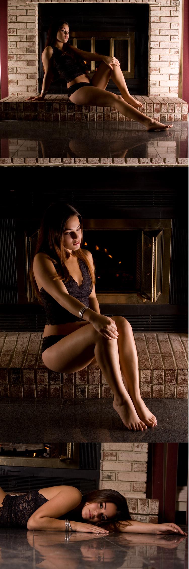 Female model photo shoot of AmandaLiz by removed member