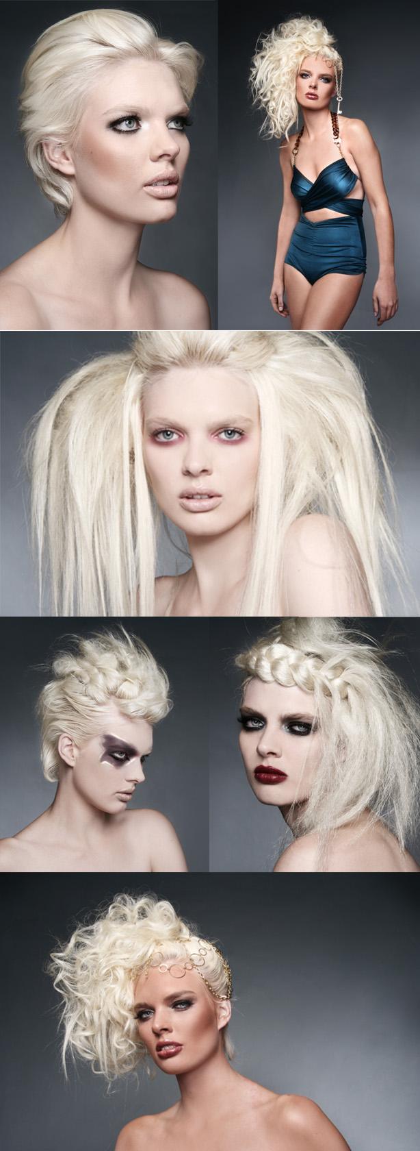 Dec 13, 2008 Zigga Zagga Productions Hair Stylist Maria Bertrand; Make up Miss Jackson Artistry