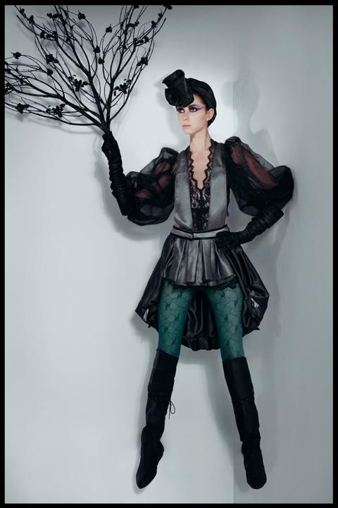 Dec 14, 2008 Gaelle Morand Photography / Clothing; GLAZA