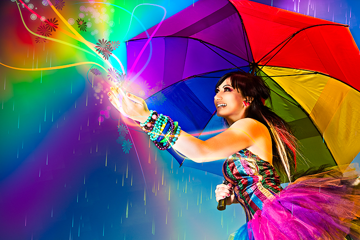 under the rainbow. Dec 14, 2008 BRIAN KALDORF PHOTOGRAPHY (down with fashion) clothing