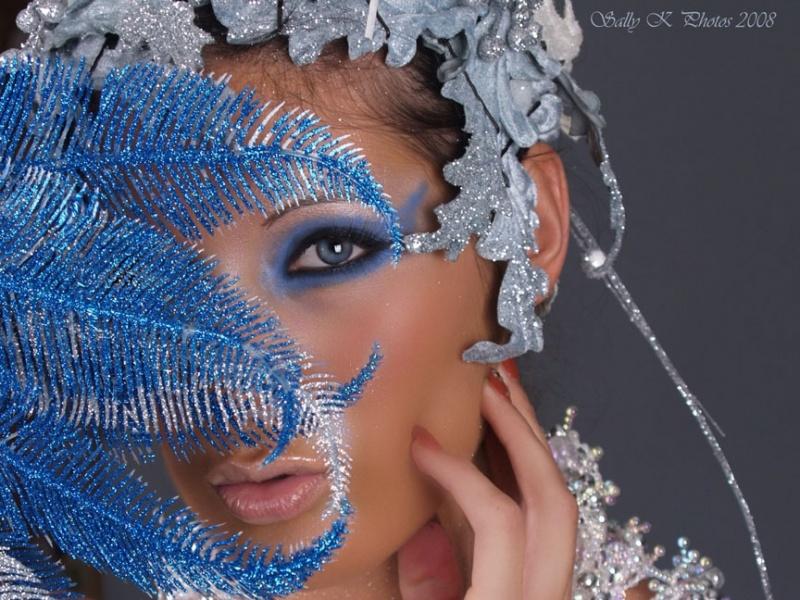 Dec 15, 2008 Makeup and Shoot by Sally Kempton
