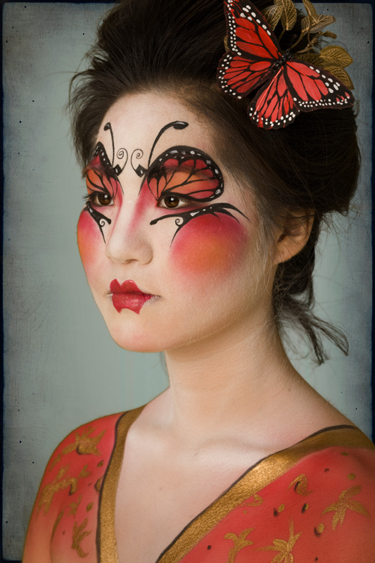 Hair by April Huges Dec 16, 2008 Fantasy Geisha