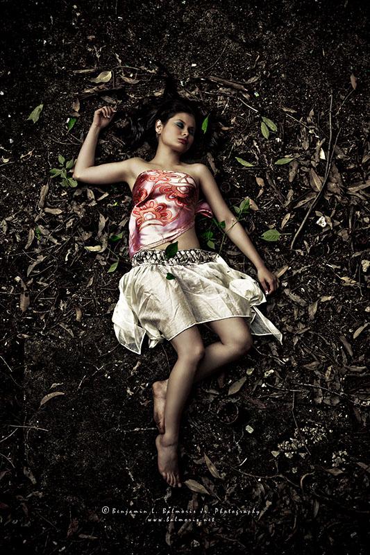 Female model photo shoot of tokozy