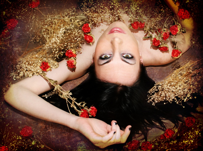 Female model photo shoot of Teresa Myers by Photo work