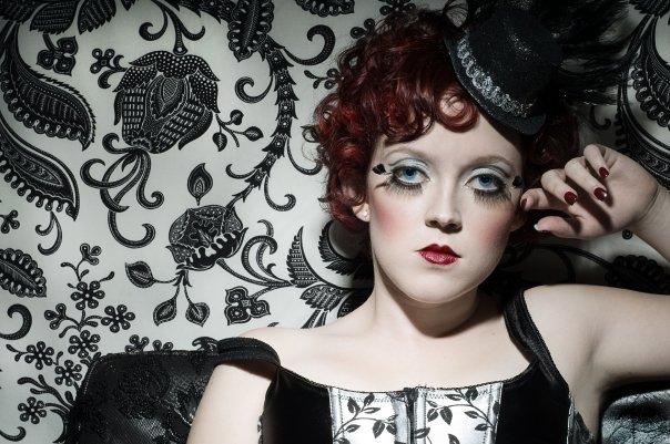 Dec 18, 2008 Twilight Images Josie from La Femme Noir 2009 calendar (MUAH Liv Lethal)