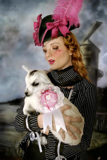 Dec 18, 2008 Creepsuela Switchletto, Photo by Darla Teagarden Evelynn.