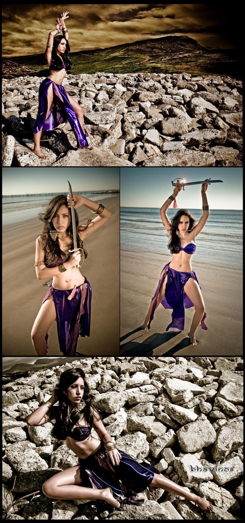 Dec 18, 2008 ©Bhavin08 Warrior Goddess
