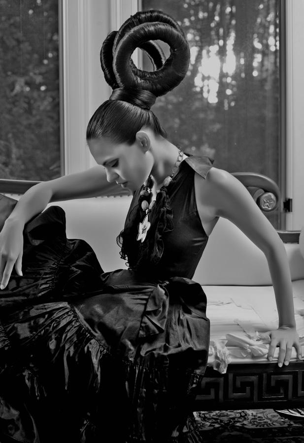 Dec 19, 2008 Model Alessandra, Bakhita Southcott Jewelry