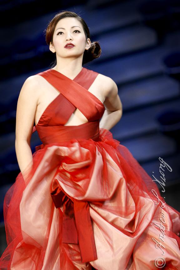 Dec 20, 2008 Andrew L. Xiong Origins fashion show