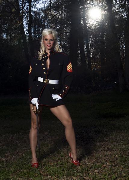 Nor Cal  Dec 21, 2008 Mark Behren Dress Blues