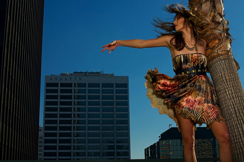 Female model photo shoot of Breana Shantel by j a r i q