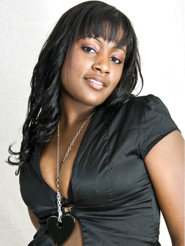 Female model photo shoot of Moca Shena