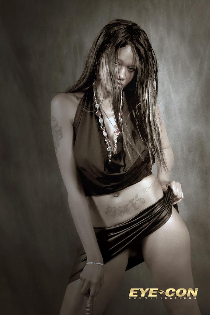 Memphis, TN. Dec 24, 2008 rukiyaproductions.cpy08 FIERCE **Dangerously Sexy Stylista**