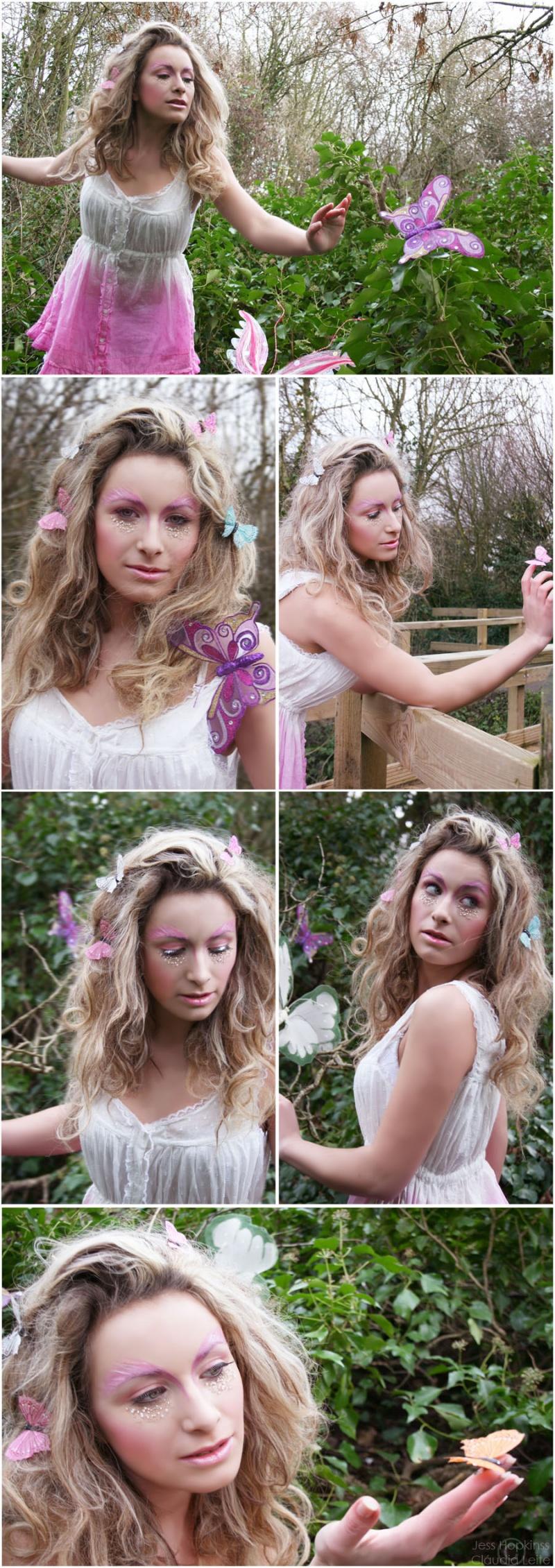 Dec 25, 2008 Makeography Butterflies