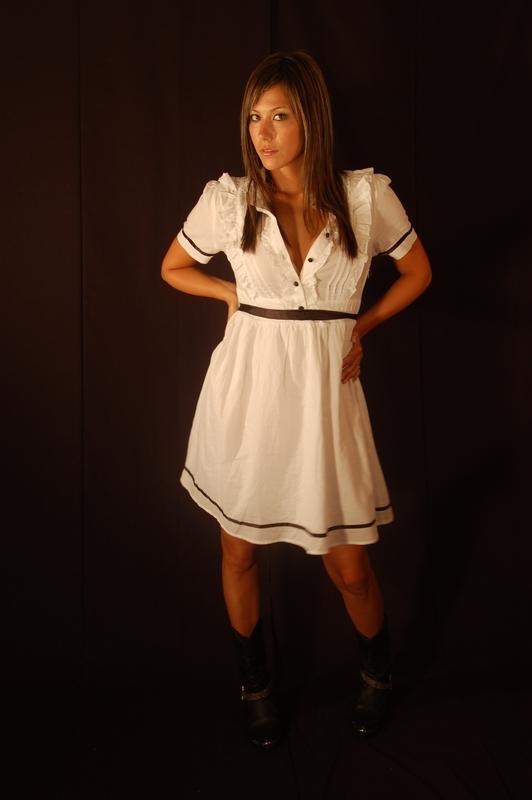 Female model photo shoot of Breana Shantel