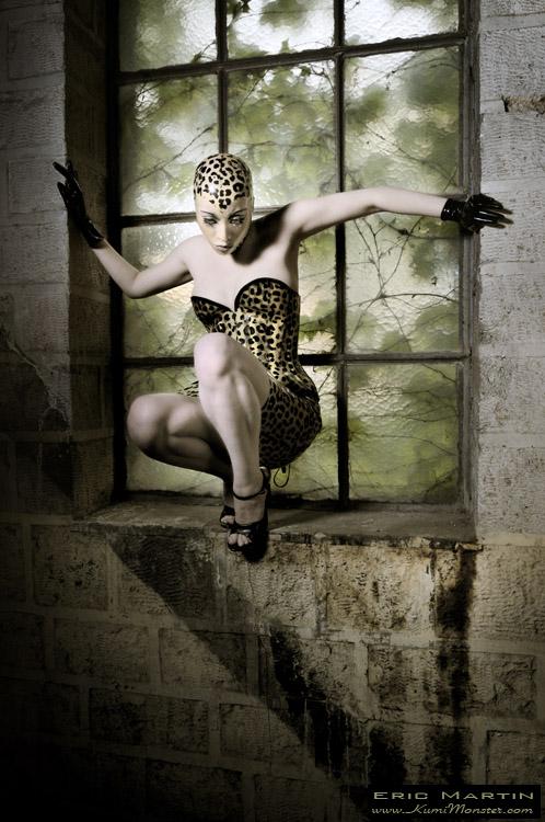 Female model photo shoot of kumi in paris, fr