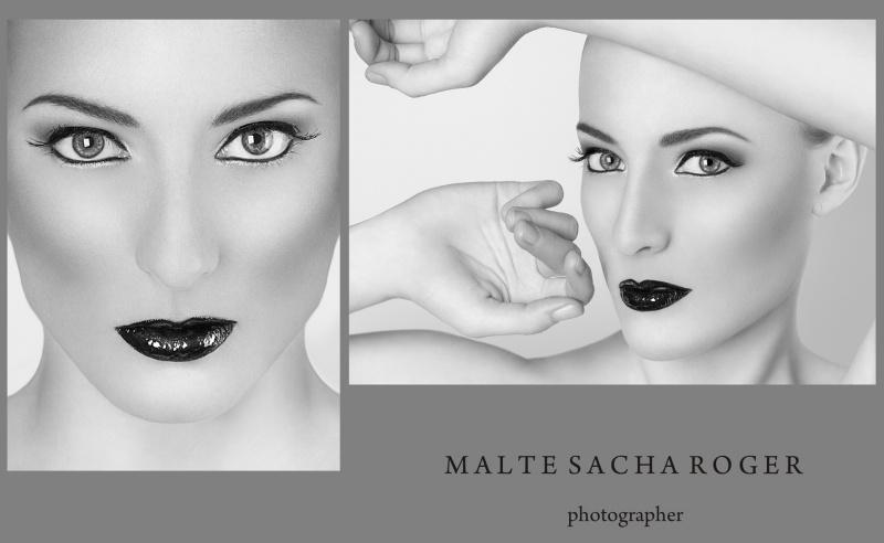 Studio Dec 26, 2008 Malte Sacha Roger Hair and Makeup: Lyndzb