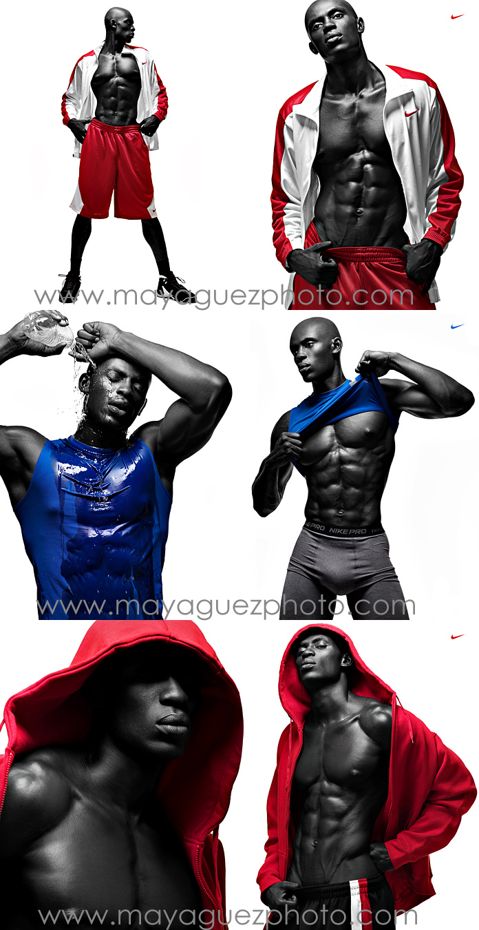 Male model photo shoot of PHYSIQUE 101 by Maya Guez
