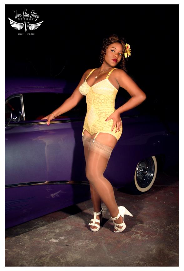 Rumblers Car Club Shoot in Orlando Florida. Dec 28, 2008 Viva Van Story