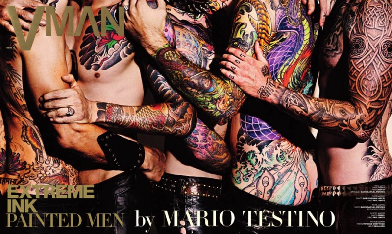 Los Angeles, CA Dec 29, 2008 Mario Testino thinks my elbow should be famous.