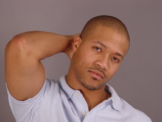 Male model photo shoot of Andre Emmanuel by RAZORSHARP STUDIOS in Chicago
