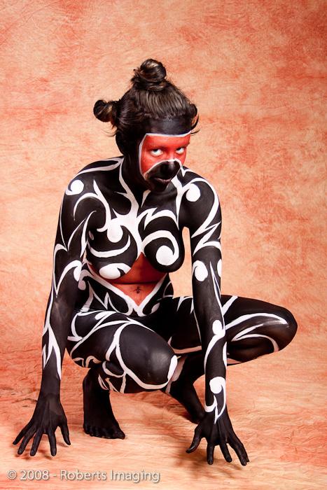 Buffalo, WY Dec 30, 2008 Roberts Imaging/Dawn DeWitt Studios Pueblo Fire Warrior