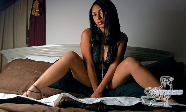 Jacksonville, FL Dec 30, 2008 LaGoddess Modeling LaGoddess Shoot