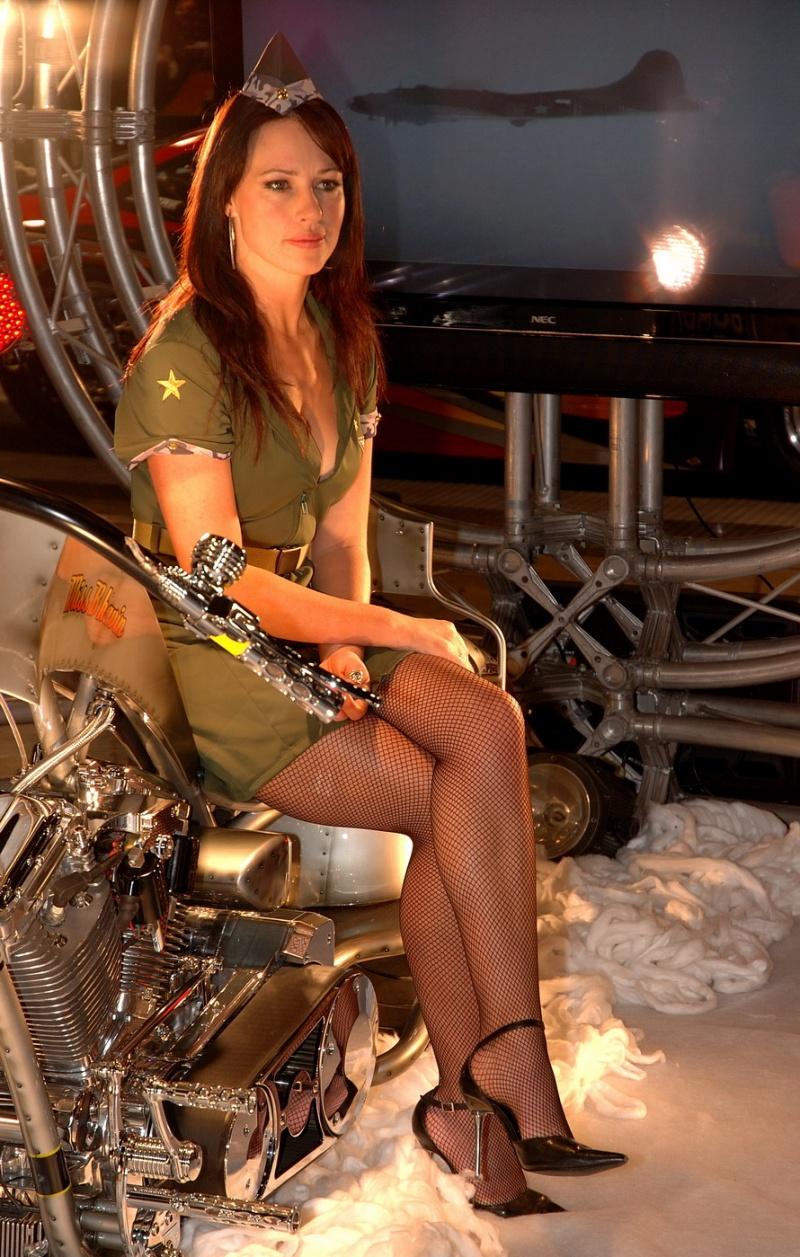 MotorEx Show Sydney Dec 31, 2008 Gino Iori 2008 Leana