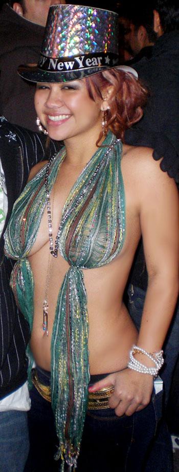 Jan 01, 2009 New Years in LAS VEGAS!!!