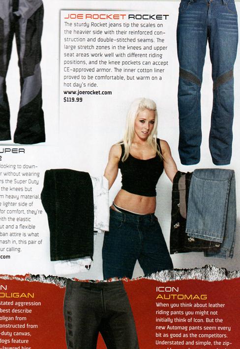 Studio - Los Angeles Jan 01, 2009 Super STreetbike Magazine Merch Shoot - SSB Mag (Jan09)