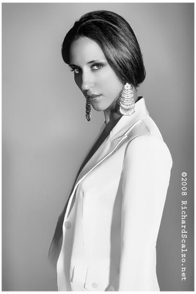 Female model photo shoot of ShoshannaLisa in ny