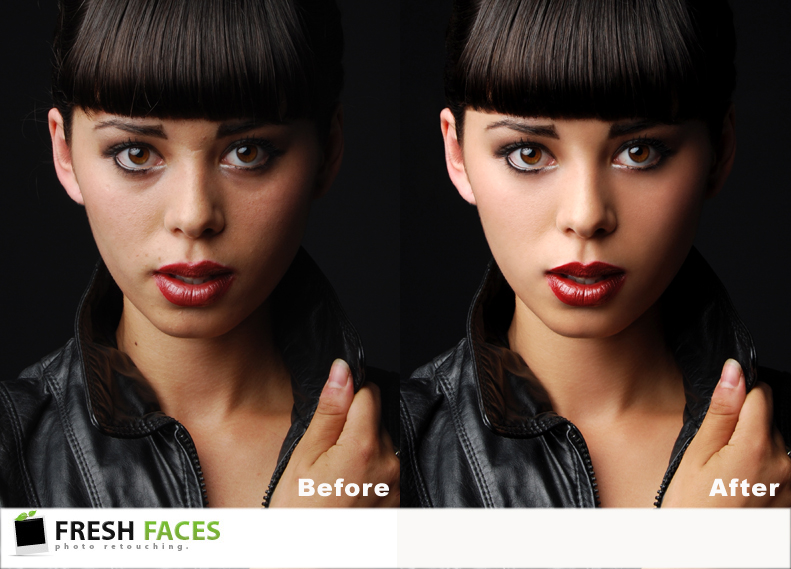 Female model photo shoot of Fresh Faces Retouch by Carla Frances Photo