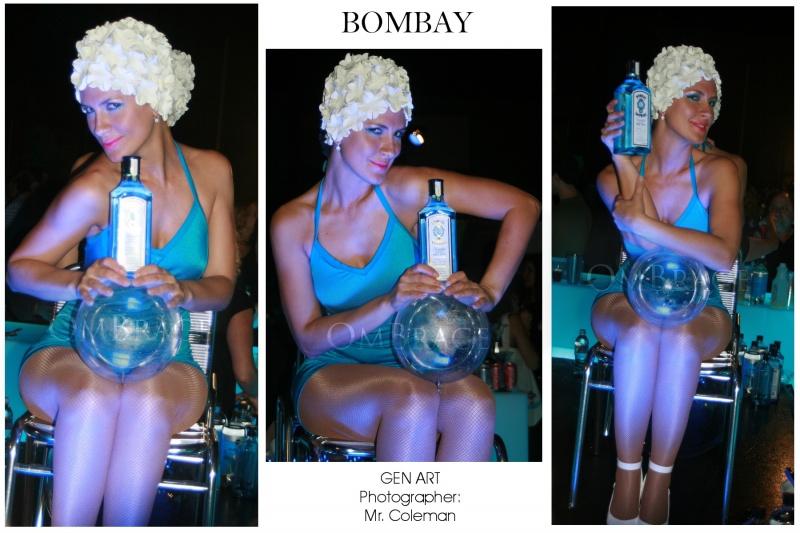Miami, FL Jan 04, 2009 OmBrage Nov 2008 Bombay Ad: Gen Art (Art Basel) Compilation