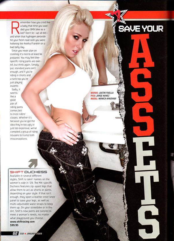 Studio - Los Angeles Jan 04, 2009 Super Streetbike Magazine Super Streetbike Magazine JAN 09