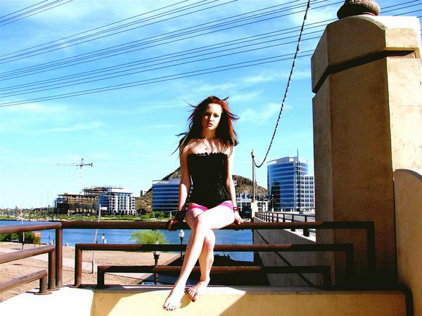 Female model photo shoot of Amber_Denise in Tempe,AZ