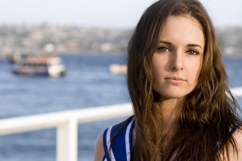 Female model photo shoot of Emilia G