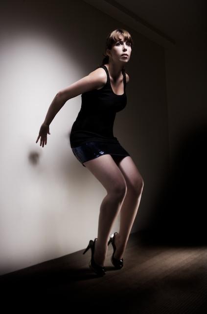 Female model photo shoot of ayistanbul