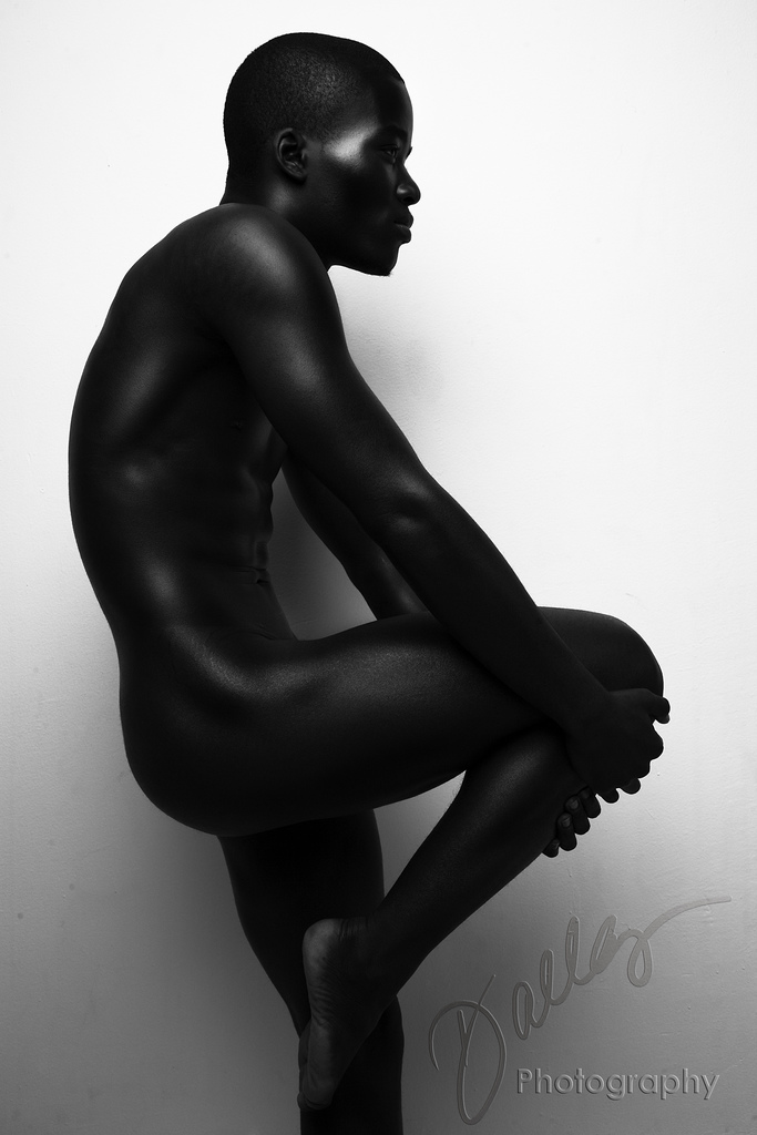 Male model photo shoot of Dallas J. Logan and ZaQuan Champ in Third Ward Studios