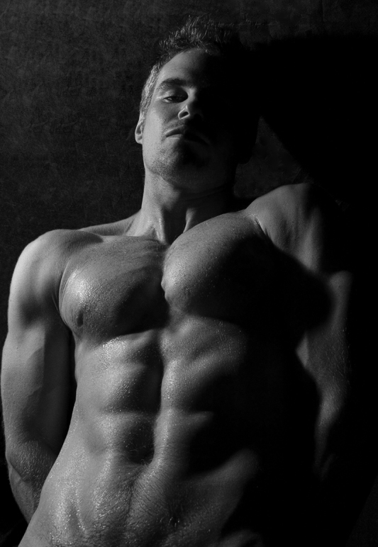 Male model photo shoot of Peter Stubbs by _Nix_ in Auckland, New Zealand