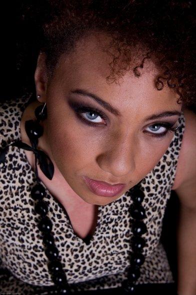 Female model photo shoot of Khrystyna Monet in Atlanta