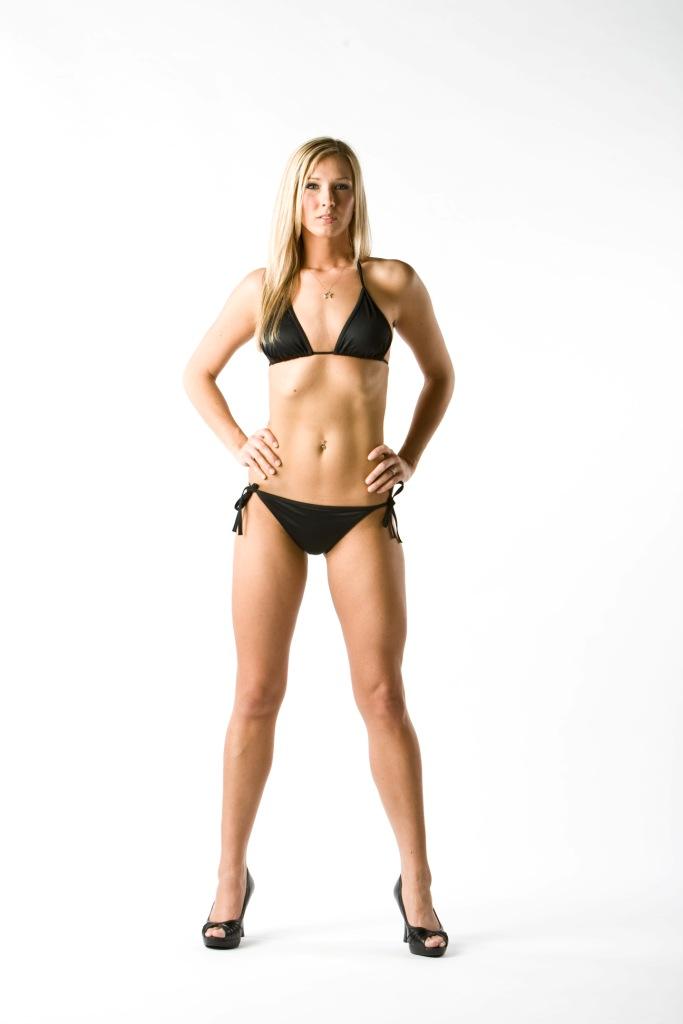 Dallas, TX Jan 07, 2009 Full Body Bikini in Studio