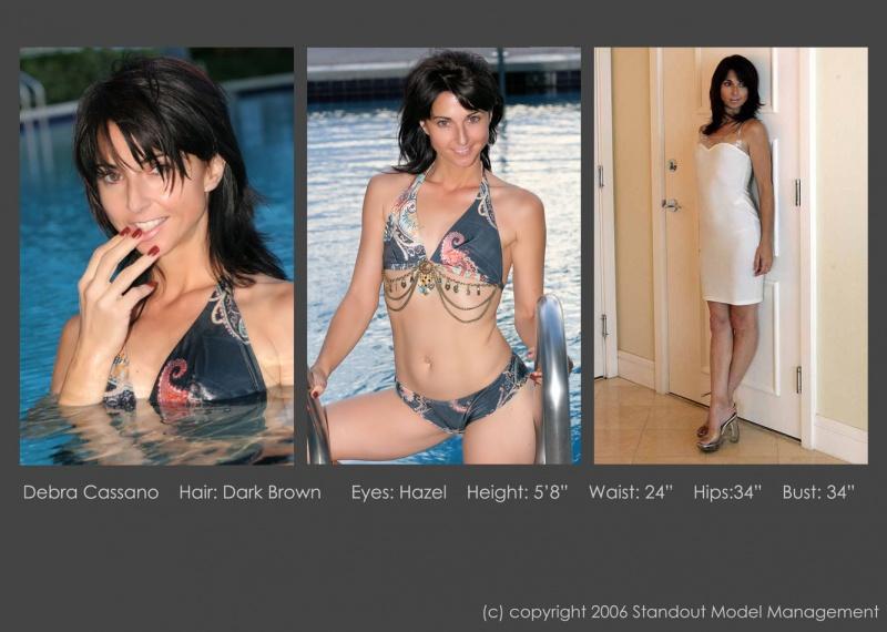 Female model photo shoot of debcassano in miami