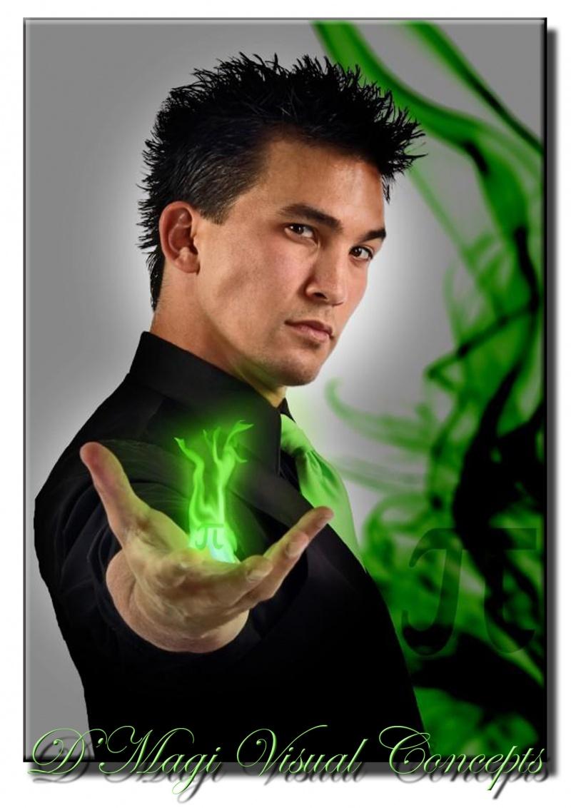 Lonzoland Studios - Los Angeles, CA Jan 07, 2009 © 2008 DMagi Visual Concepts World Champion of Magic, Jason Latimer