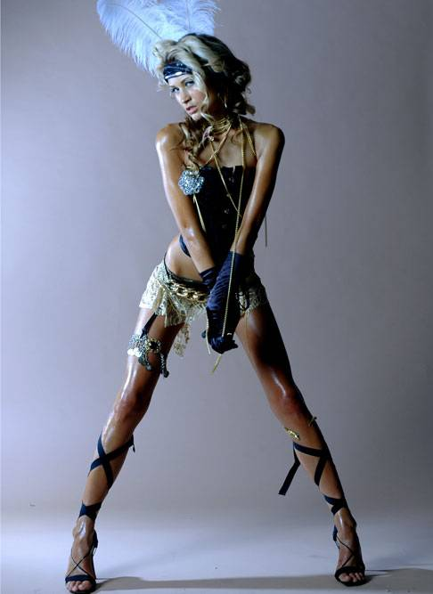 Jan 08, 2009 Photographer Yann Dandois Deca-dance Corset, styled for Lucire Magazine