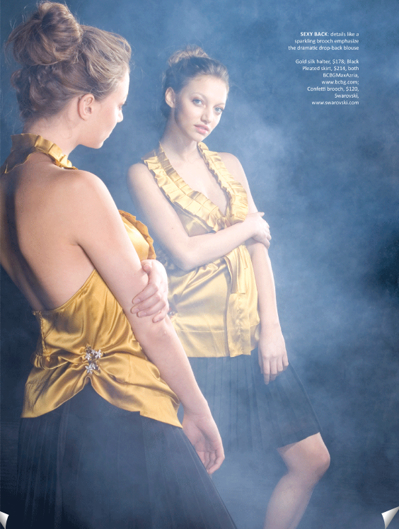 Magazine - for full editorial www.sarahpukin.com/blog  Jan 09, 2009 Sarah Pukin Tiny Dancer editorial